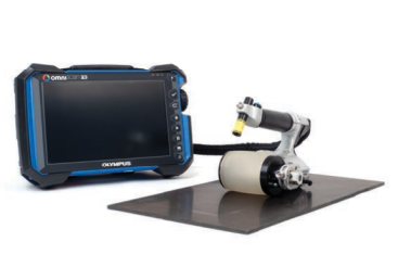 OmniScan X3相控阵探伤仪复合材料检测